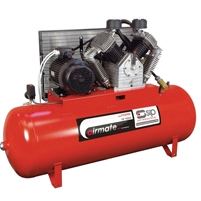 Air Compressors & Receivers