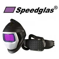 Speedglas Air-Fed Helmets