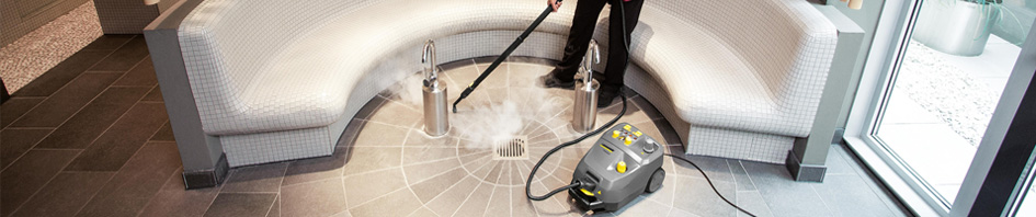 For Professional Steam Cleaners