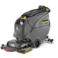Professional Scrubber Dryers
