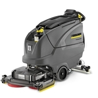 For Professional Scrubber Dryers