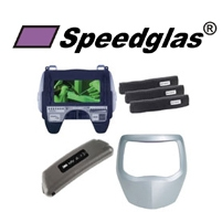 Speedglas Helmet Replacements