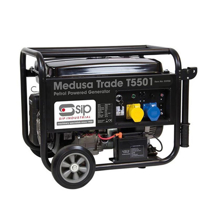 SIP 03958 Medusa T5501 Generator (Discontinued)