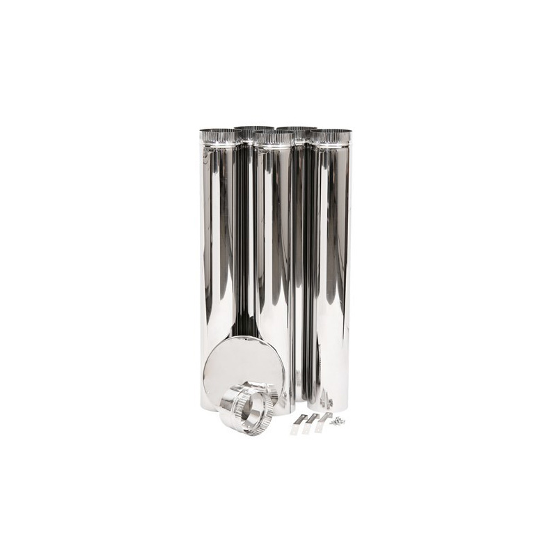SIP 09155 6 Piece Flue Kit for Universal Heater