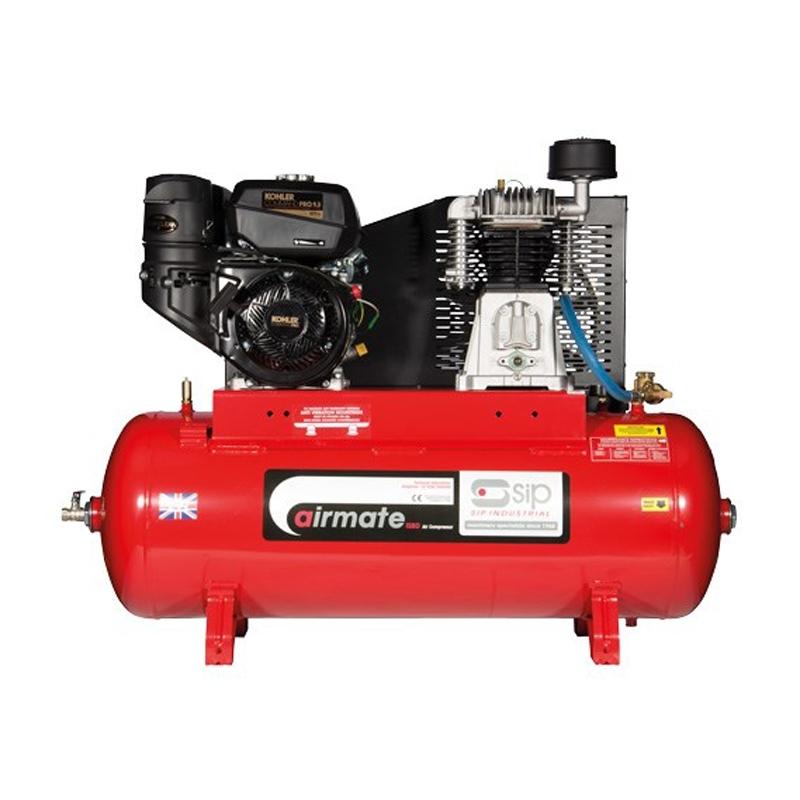 SIP 04332 Airmate Industrial Super ISKP9.5/150 Compressor