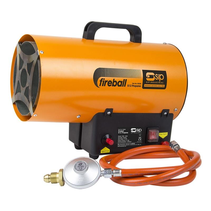 SIP 09288 Fireball 512 Propane Gas Heater