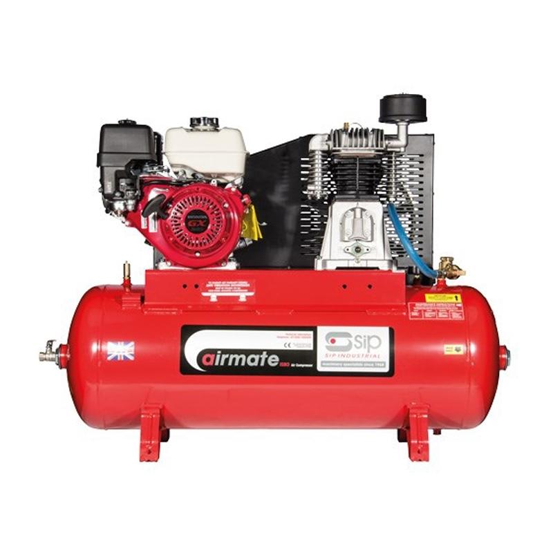 SIP 04456 Airmate Industrial Super ISHP8/200 Compressor