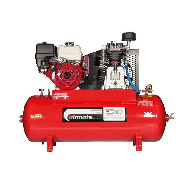 SIP 04461 Airmate Industrial Super ISHP11/200 Compressor