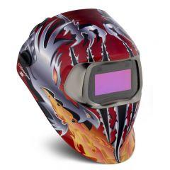 3M Speedglas 100 Welding Helmet-Razor Dragon