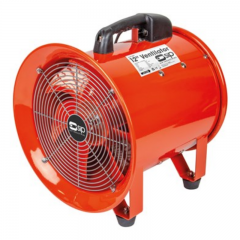 """SIP 05643 12"""" Portable Ventilator"""