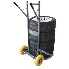SIP 09824 Winntec Tyre and Wheel Cart