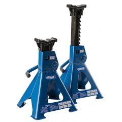 Draper 30881 3 Tonne Ratcheting Axle Stands (Pair)