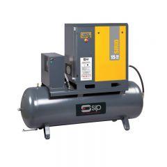 SIP 06412 Sirio 11-08-270 ES Screw Compressor/Dryer