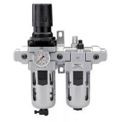 "Draper 24333 Expert 1/2"" BSP Combined Filter / Regulator / Lubricator"