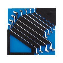 Draper 63523 Ring Spanner Set in 1/2 Drawer EVA Insert Tray (8 Piece)