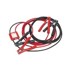 Sealey PROJ/12 Booster Cables 5m 400A 20mm² with 12V Electronics Protection