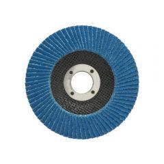 3M Flap Disc 566A, 125 mm, P40, Conical