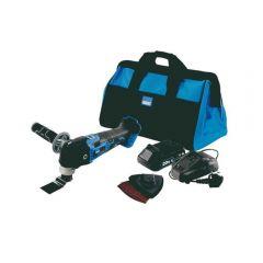 Draper 79900 Storm Force 20v Oscillating Multi-tool Kit