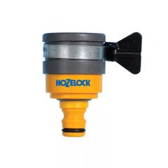 Hozelock 2177 Round Mixer Tap Connector Max. Ø24mm