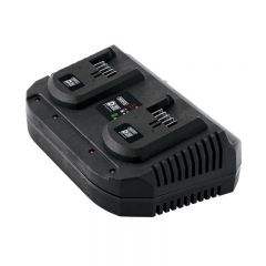Draper Twin Battery Charger