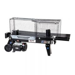 SIP 01976 5 Ton Horizontal Log Splitter with Cage