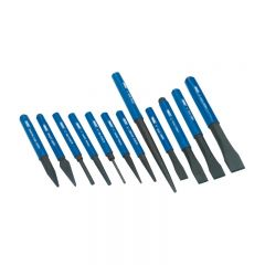 Draper 26557 Cold Chisel and Punch Set (12 Piece)
