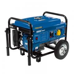 Draper 16066 Petrol Generator, 2000W, with wheels