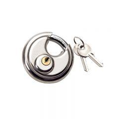 Draper 22157 70mm Close Shackle Stainless Steel Padlock