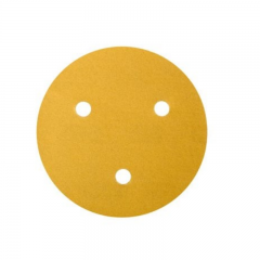 3M Hookit Abrasive Disc 255P, 75 mm, 3 Hole, P320 (Pack of 10)