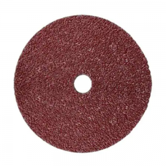 3M Fibre Disc 782C, 125 mm x 22 mm, 80+, Slotted (Pack of 25)
