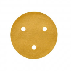 3M Hookit Abrasive Disc 255P, 75 mm, 3 Hole, P500 (Pack of 10)