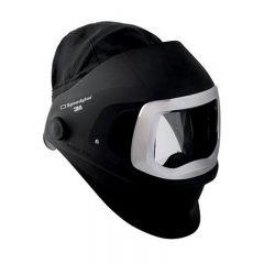 3M Speedglas 9100 FX Welding Helmet Shell - With Headband