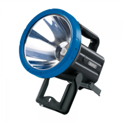 Draper 66028 Cree LED Rechargeable Spotlight with Stand, 20W, 1,600 Lumens