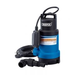 Draper 61584 191L/min Submersible Water Pump With Float Switch (550W)
