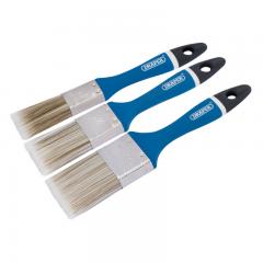 Draper 82495 Paint-Brush Set (3 Piece)
