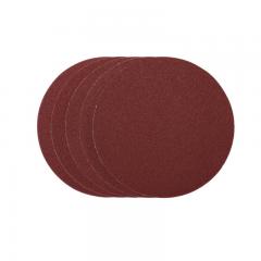 Draper 63753 Sanding Discs, 305mm, PSA, 80 Grit (Pack of 5)