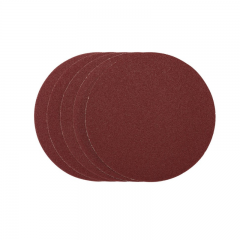 Draper 63784 Sanding Discs, 305mm, PSA, Assorted Grit (Pack of 5)