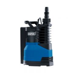 Draper 98917 Submersible Water Pump With Integral Float Switch (400W)