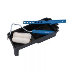 Draper 82545 100mm Paint Roller Kit (5 Piece)