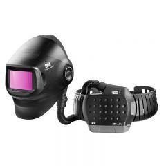 3M 617830 Speedglas G5-01 Adflo Welding Helmet with Variable Colour Welding Filter G5-01VC