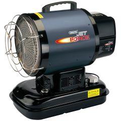Draper 17111 Jet Force Infrared Diesel/Kerosene Space Heater 60K BTU