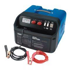 Draper 25355 12/24V 180A Battery Starter/Charger