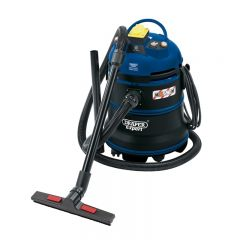 Draper 86685 Expert 35L 1200W 110V M-Class Wet and Dry Vacuum Cleaner