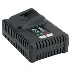Draper 55913 20V D20 Fast Battery Charger