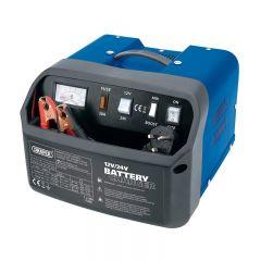 Draper 11961 12/24V 15A Battery Charger