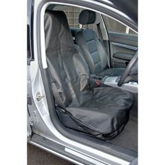Draper 22597 Side Airbag Compatible Heavy Duty Front Seat Cover