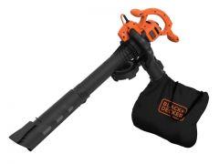 Black & Decker BEBLV260 3-in-1 Electric Leaf Blower 2600W 240V