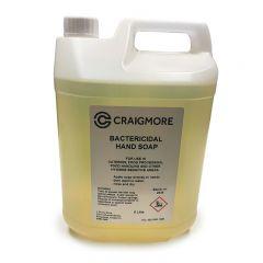 Craigmore Bactericidal Hand Soap - 5 Litres