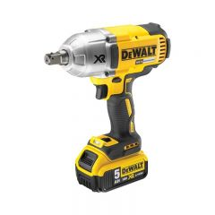 DeWalt DCF899P2 XR 1/2in Brushless High Torque Impact Wrench 18V 2 x 5.0Ah Li-ion