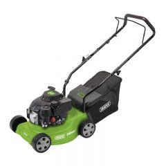 Draper 58567 390mm Composite Deck Petrol Lawn Mower (132cc/3.3hp)